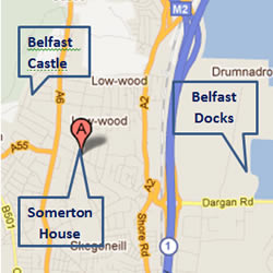 Somerton House B&B Belfast